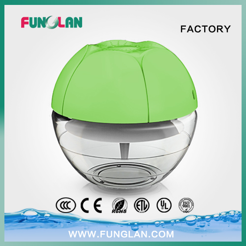 Air Purifier Kenzo Breathe Air Fresher Water with Ionizer