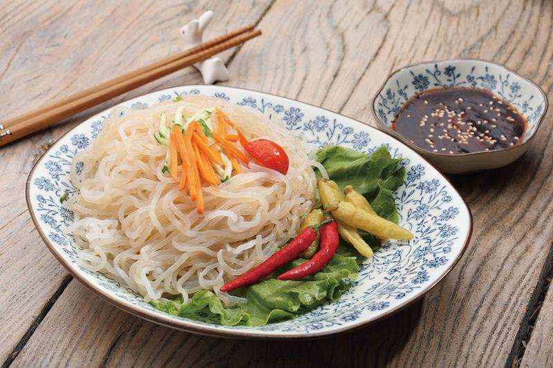 Daily Health Food Low Carb Konjac Noodles
