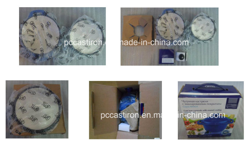 Enamel Cast Iron Fondue Supplier From China
