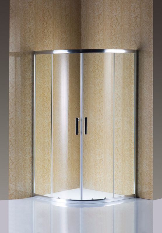 Temperd Glass Screen Shower Doors