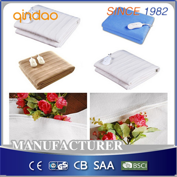 Detachable Polyester Single Electric Mattress