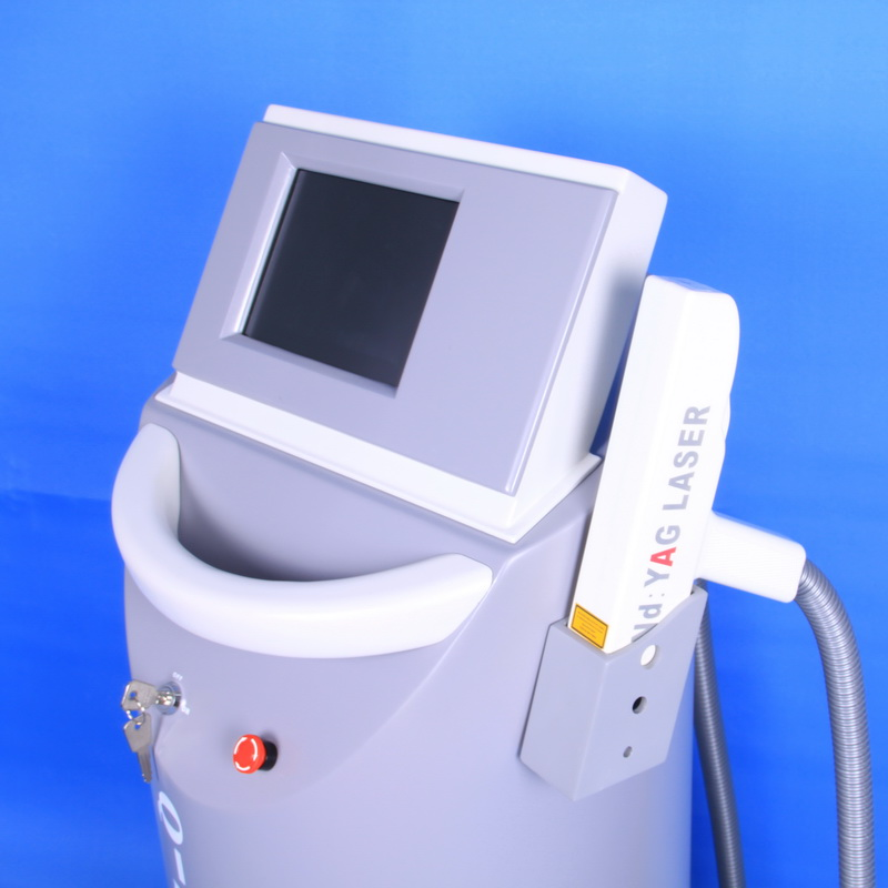 Skin Health Care ND YAG Laser Eyebrow Removal Beauty Equipment for Salon