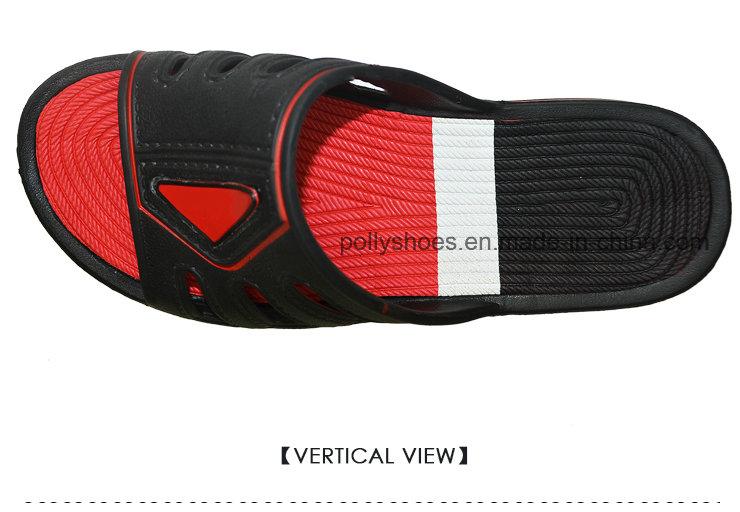 Wholesale Comfortable Men EVA Bulge Sole Massage Sport Slipper