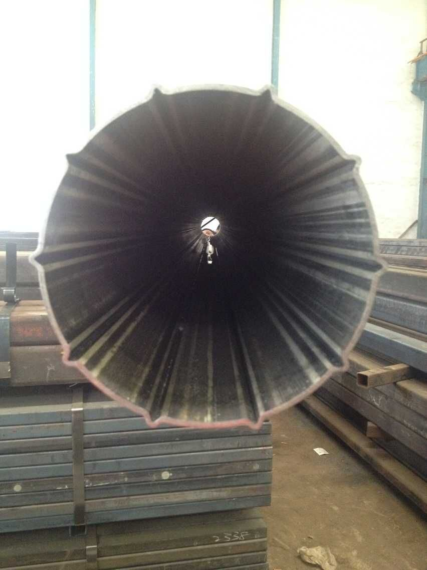 Special Shape Seamless Steel Pipe for Cylinder Tube