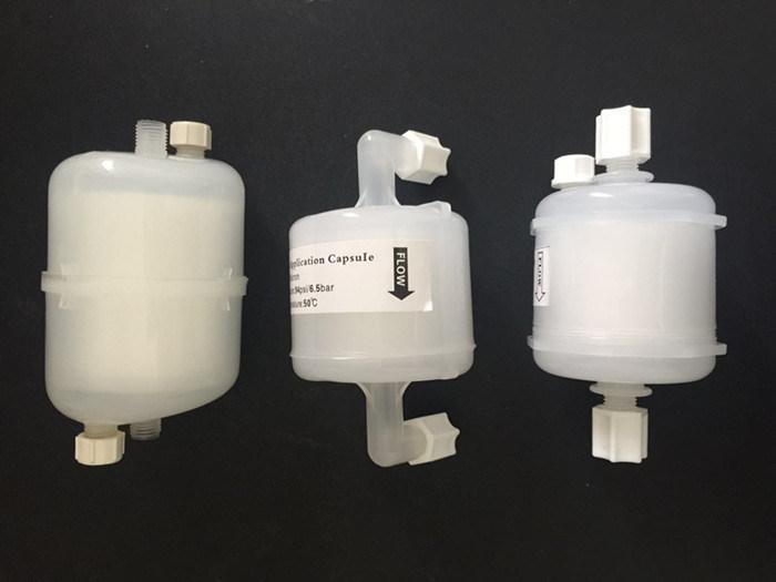 Pes 0.2um farmacêutico filtro da cápsula de 5 polegadas