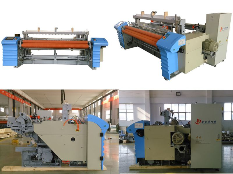 High Speed Enery-Saving Assistant Main Nozzle Air Jet Loom