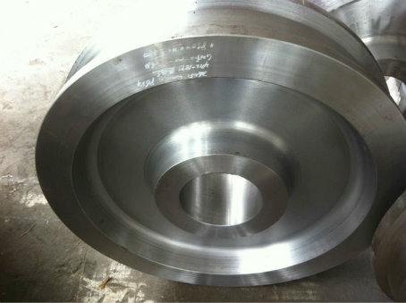 Bespoke Forging Gear Blank with Qt