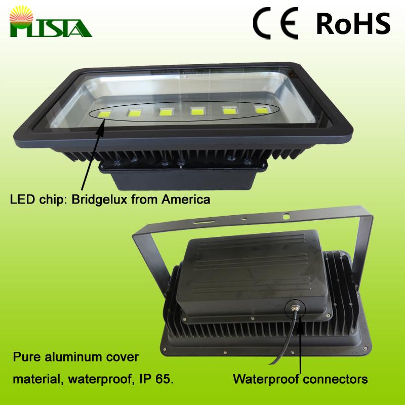 300W LED Floodlight for Landacape Lighting