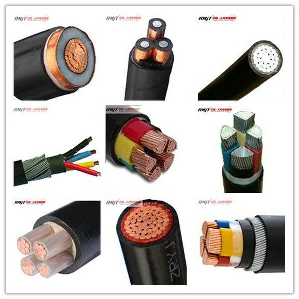 0.6/1kv Low Voltage Copper Core XLPE Insulate Electric Power Cable