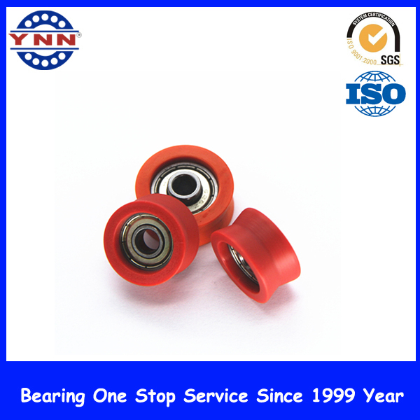 Non-Standard Plastic Coated Deep Groove Ball Bearings