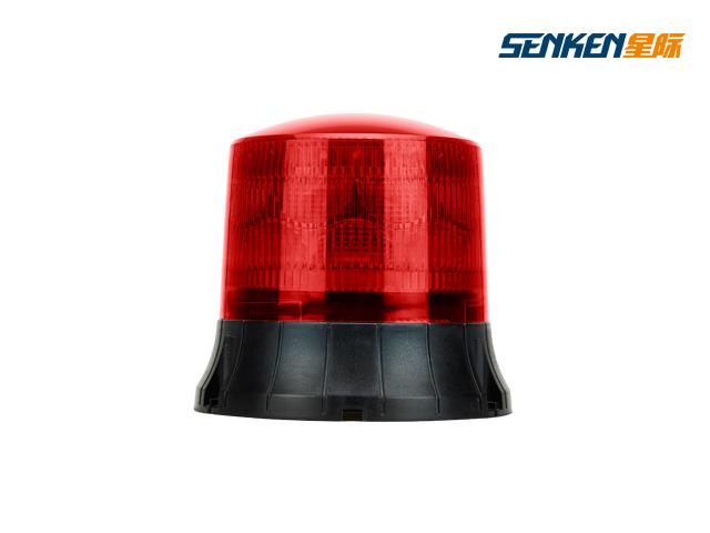 Emergency Vehicle Red LED Warning Light Beacon