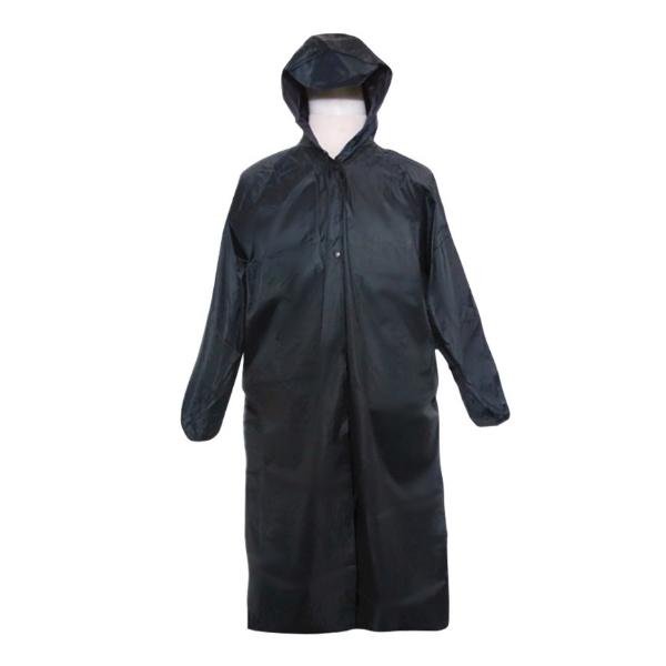 Outdoor Reusable Long Sleeve Raincoat