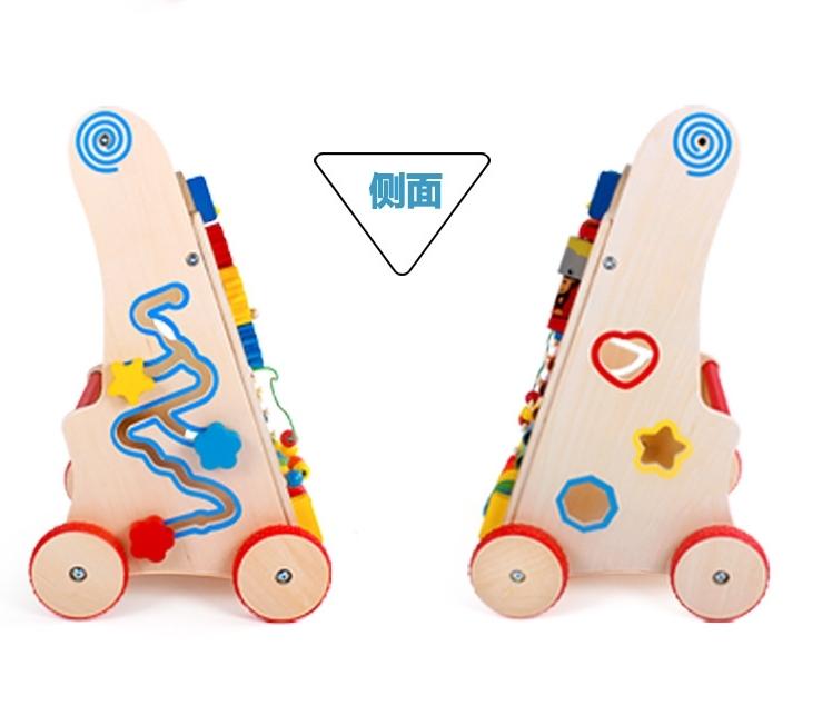 Hotsale Wooden Multi-Purpose Baby Walker for Baby Gift