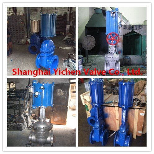 Renewable Seat Full Bore Gate Valve