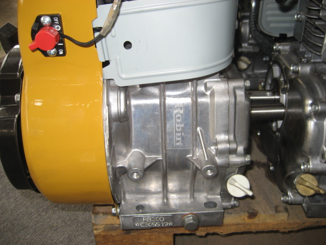 Robin Gasoline Engine
