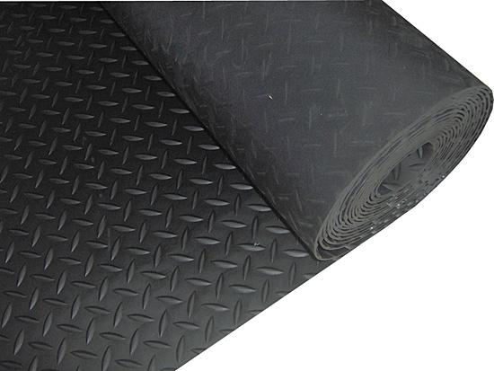 Diamond Rubber Sheet, Diamond Tread Rubber Sheet, Rubber Mat, Flooring Rolls