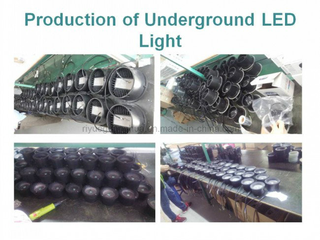 High Quality 5W Buried LED Lawn Light Outdoor Garden Lighting (3W 5W 6W 7W 9W 12W 18W 24W 36W) 12V 24V 220V 110V