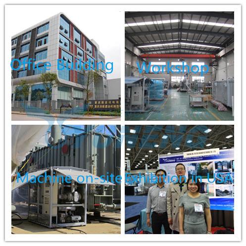 Yuneng Transformer Dry Air Generator/Hot Air Drying Equipment