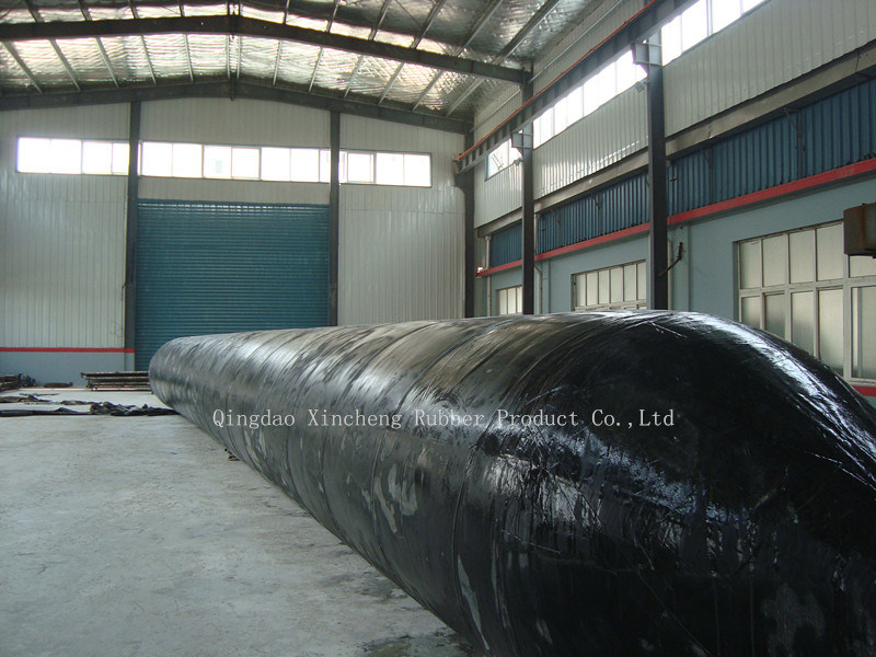 Pneumatic Rubber Airbags for Ship Launching and Landing