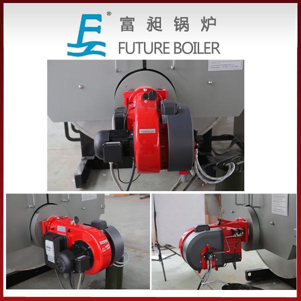 0.5t/H Horizontal Firetube Oil (Gas) Fired Steam Boiler for Chemical