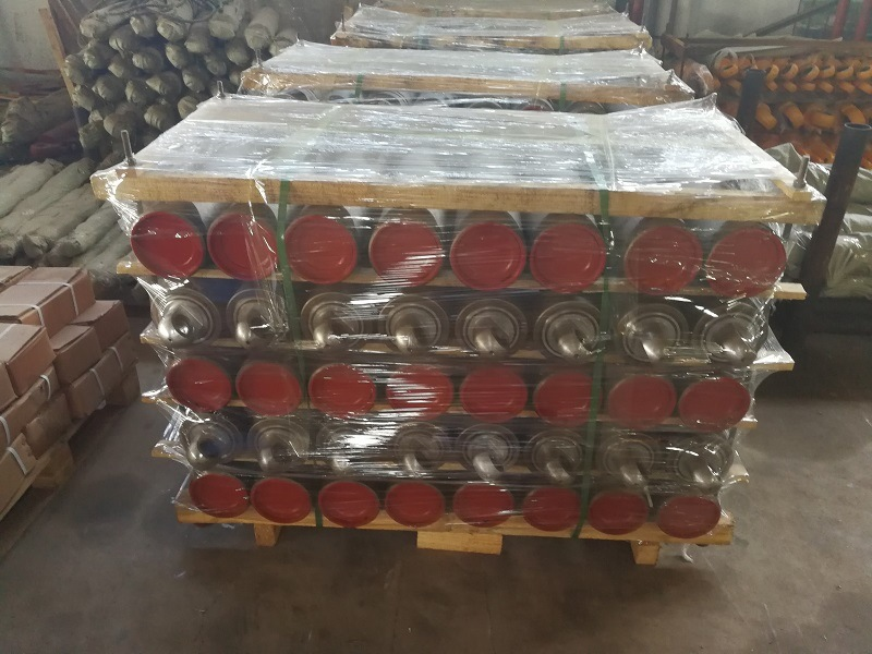 Forestry Mowers Agricultural Machine Chromed Piston Hydraulic Cylinder