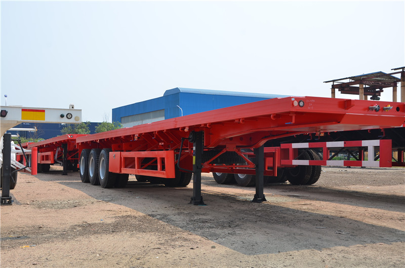 40FT Container Semitrailer for Hot Sale