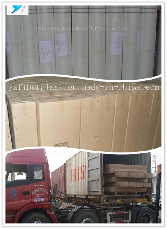 10mm*10mm 2.5*2.5 110G/M2 Wall Fiberglass Net