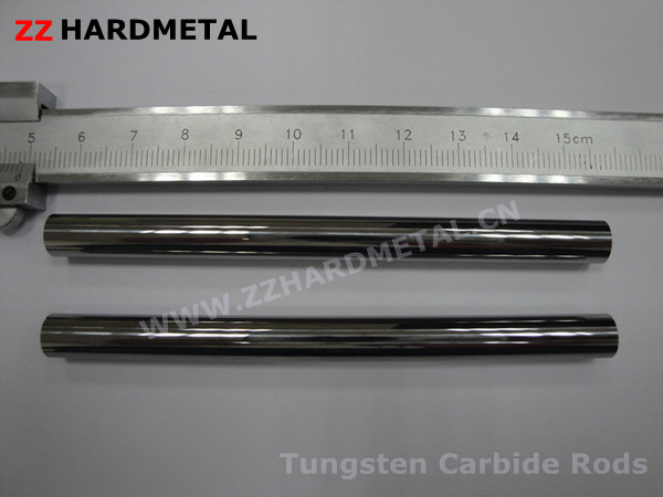 Tungsten Carbide Rods (h6)