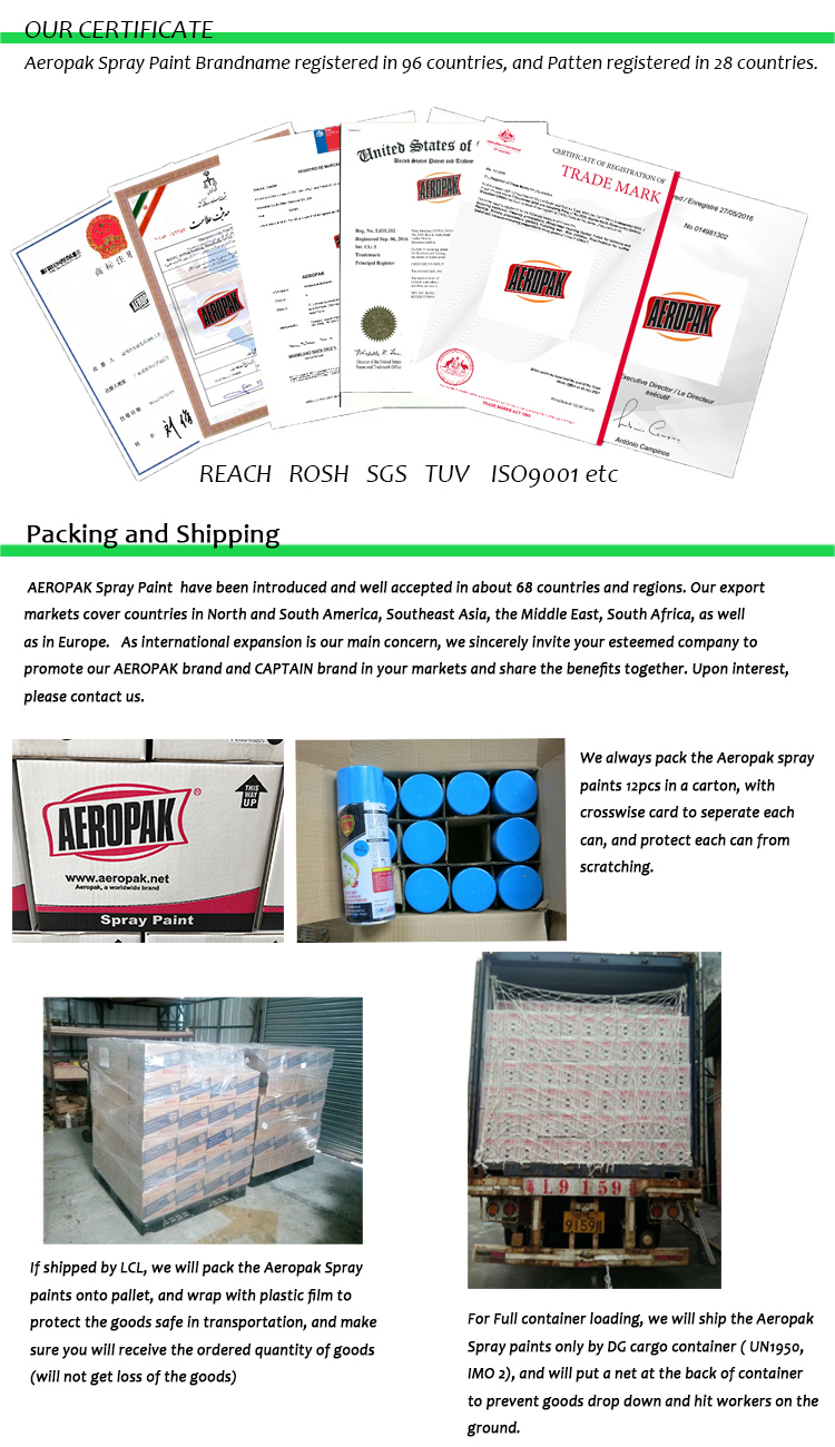 Aeropak Environment-Friendly Engine Surface Degrease and Engine Cleaner for Car Cleaning