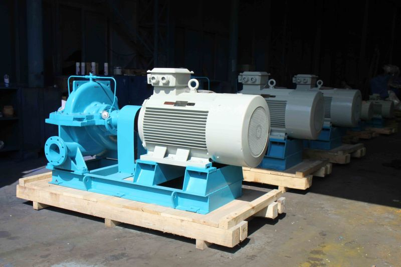 Competitive Price Double Suction Split Casing Pumps