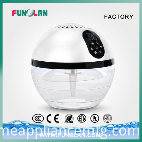 Air Purifier China with Ce RoHS Certificate by Water