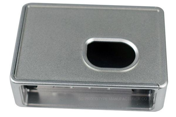 Customized Prototype Aluminum Precision Electronic Cigarette Machining Part
