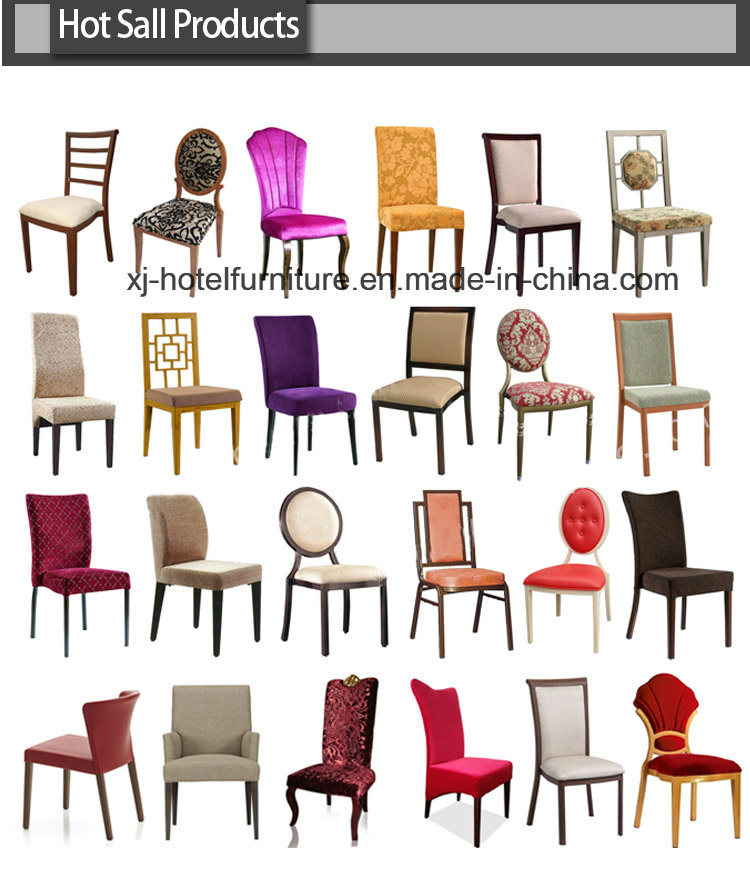 Steel/Aluminum Dining Chair for Banquet/Hotel/Restaurant/Wedding/Hall/Event