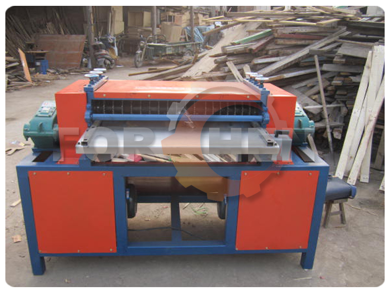 Automatic Air Conditioner Radiator Recycling Plant