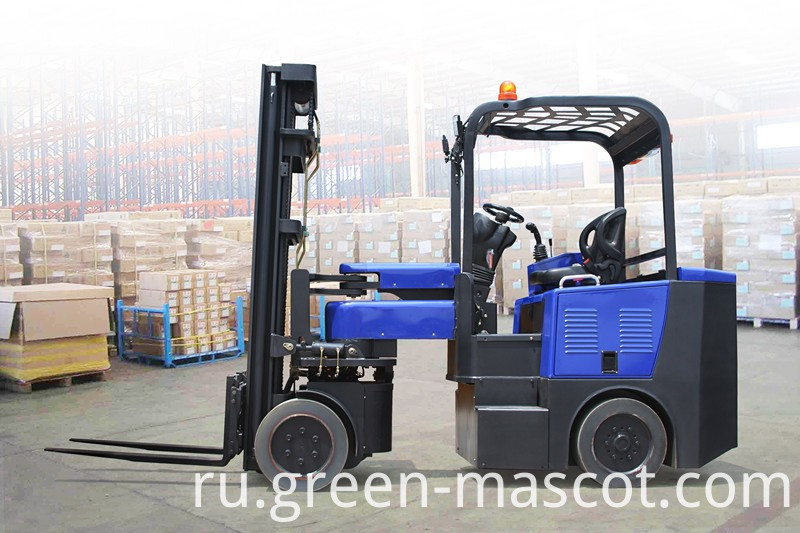1.5 tons forklift truck