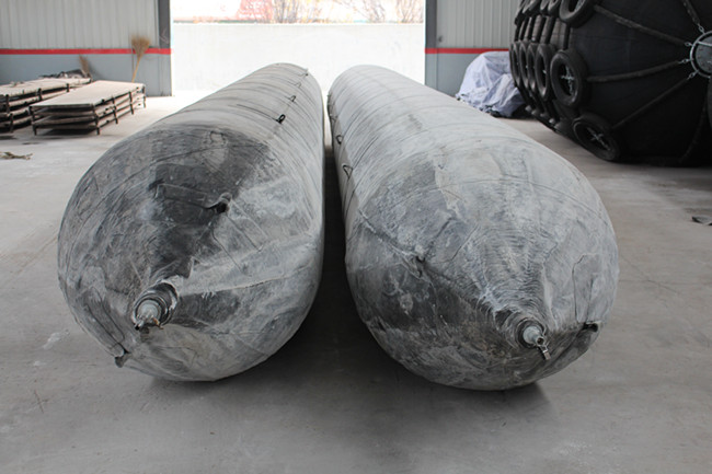 Ship Launching and Landing Marine Salvage Rubber Airbag