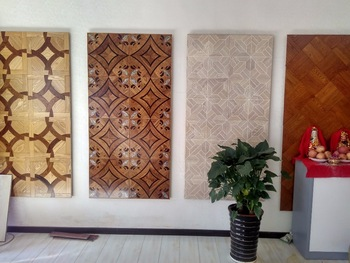 Oak Mosaic Parquet Engineered Wood Flooring