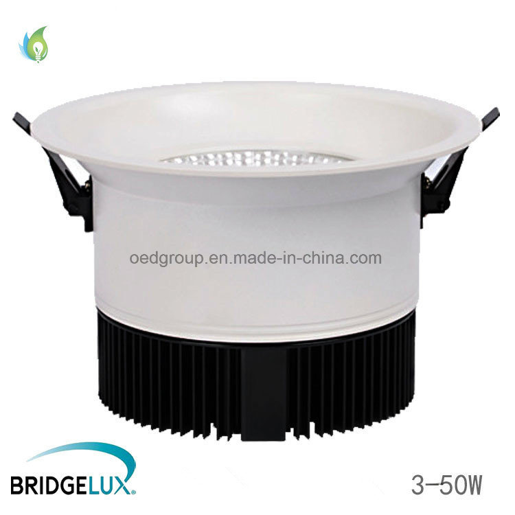 Recessed COB LED Down Lights 50W AC85-265V Ceiling Spot Lamps