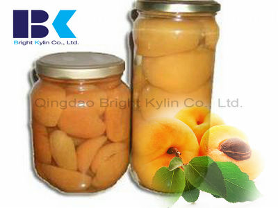 High-End Atmosphere of Canned Yellow Peach