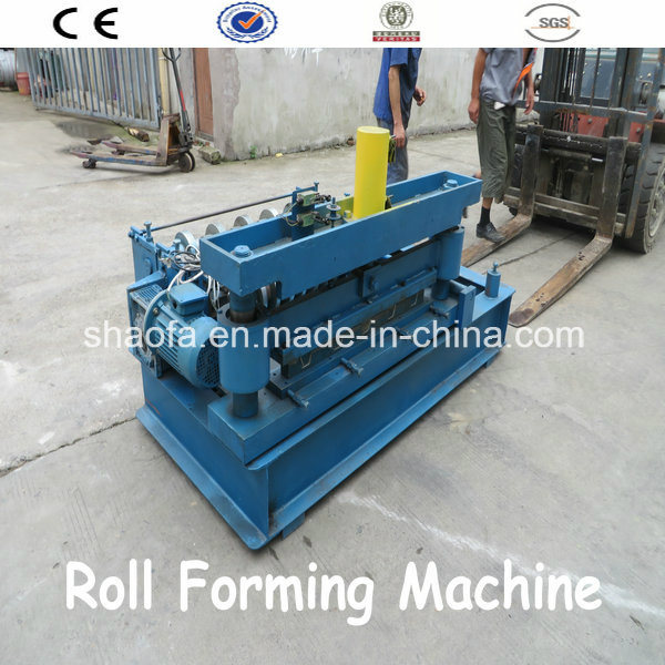 Curving Roof Sheet Roll Forming Machine