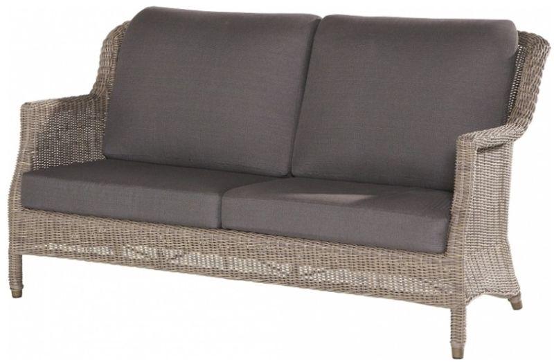 Outdoor Lounge Sofa Set Rattan Patio Garden Wicker Furniture