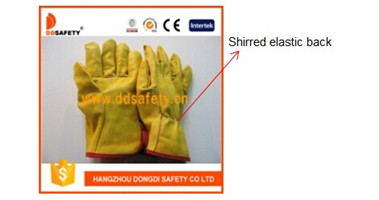 Cow Grain Leather Glove Dld213