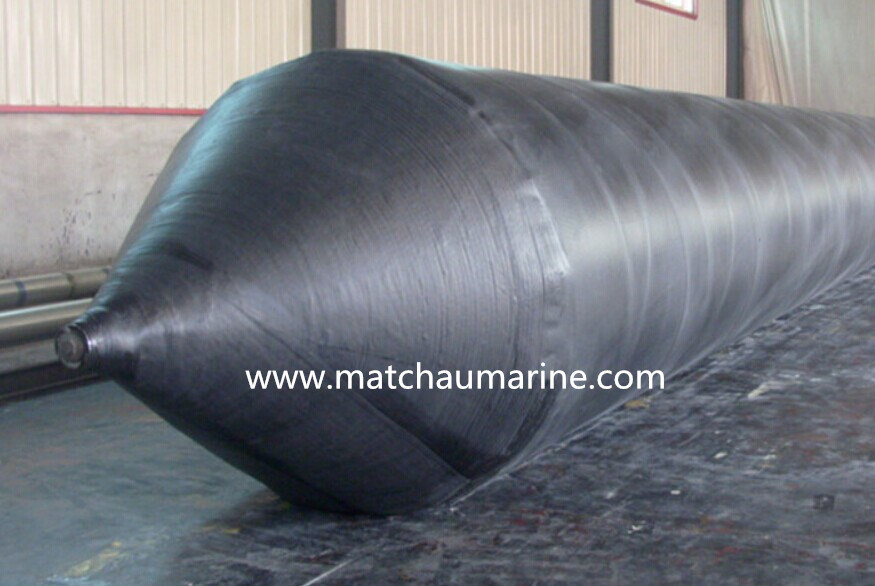 Ship Launching Marine Rubber Airbags