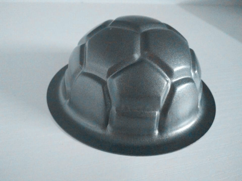 Carbon Steel Non-Stick Football Shaped Cake Pan
