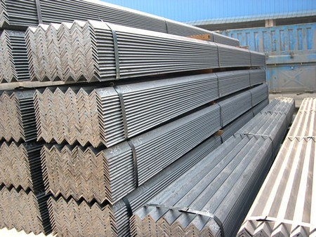 Steel Angle Bar with Zinc Coat
