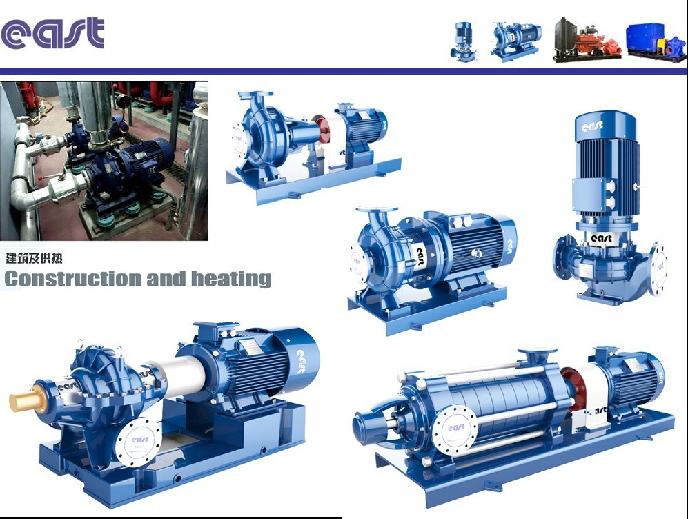 Horizontal Ah Style Slurry Pump Made in China for Industrial