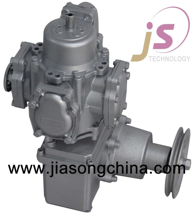 Combination Pump and Flow Meter
