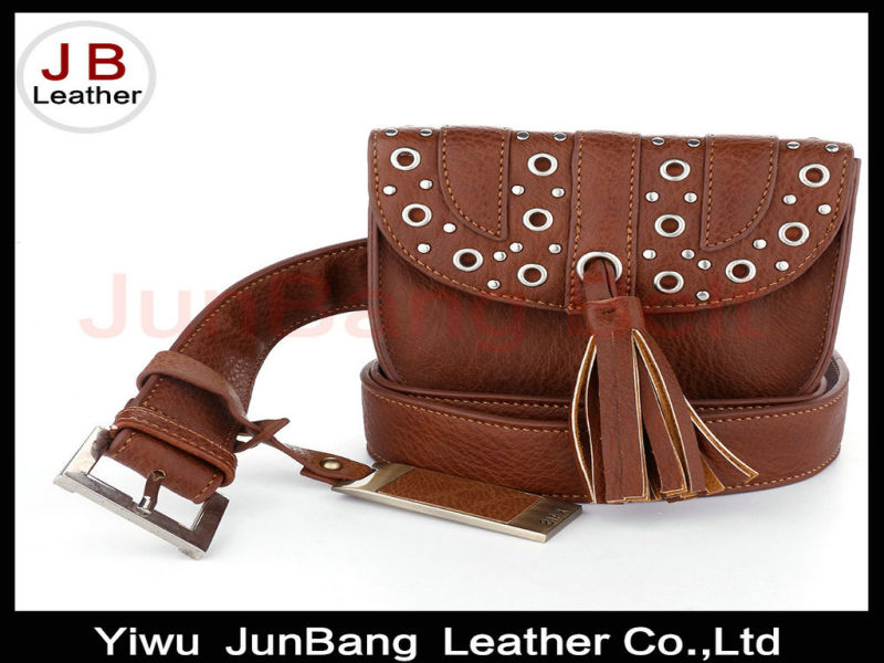 Genuine Leather Travel Money Belt