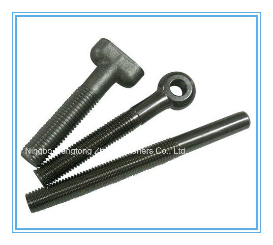 (ASTM A193 B7) Thread Rod/Thread Bar/Full Thread Bolt with 2h Nuts