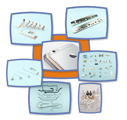 Suitable for Chair of Cars, Wire Form, 0.3 to 3mm Diameters Available, Electric Appliance and Camera